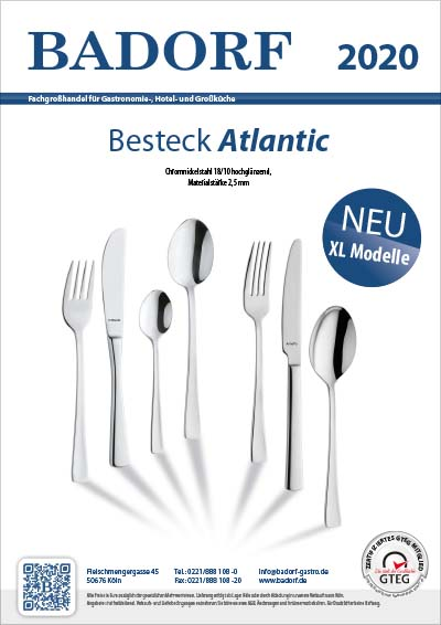 Besteck 1824 Atlantic