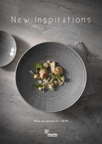 Badorf Steelite New Inspirations 2018